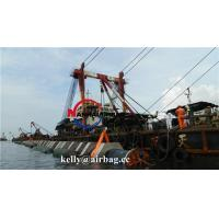 Buy cheap High Flexible Marine Salvage Airbags For Marine pipeline installation from wholesalers