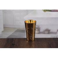 Embossed gold candlesticks fancy candle holders for sale
