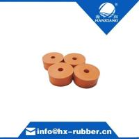 Buy cheap Rubber-Damper Adjustable Rubber Bumper Feet, levelers, 1/4-20 Thread, solid rubber from wholesalers
