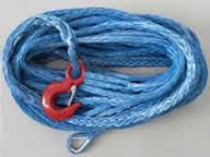 Buy cheap Ultra high molecular weight polyethylene fiber rope from wholesalers