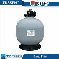 Buy cheap Swimming Pool Water Clening Top-Mount Sand Filter for Water Treatment from wholesalers