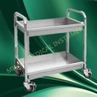 Buy cheap ISO with competitive price hospital medical records trolley from wholesalers