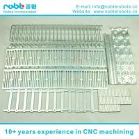 Buy cheap High Precision Aluminum Alloy UAV Parts Professional CNC Milling from wholesalers