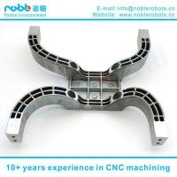 Buy cheap Aluminum Alloy Stair Climbing Robot Bracket CNC Machining Service from wholesalers