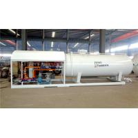 Buy cheap 5tons, 10M3 LPG skid station from wholesalers