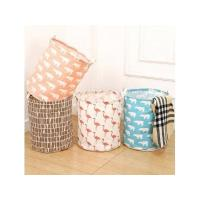 Buy cheap cloth and toy holding fabric basket bag from wholesalers