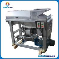 Buy cheap Stainless Steel Large Capacity Grape Processing Machinery from wholesalers