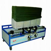 Buy cheap Pillow Cushion Covering Machine in cushion cover from wholesalers
