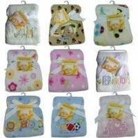 Buy cheap cute animal baby hooded towel bathrobe from wholesalers