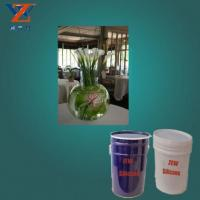 Buy cheap Clear rtv-2 100% tin cure / plantium cure silicon for display from wholesalers