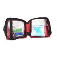 Buy cheap Polyseter&PVC Ziper Bag Pet First Aid Trauma Kit from wholesalers