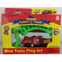 Buy cheap Railway train HM013275Wind up Funny train from wholesalers