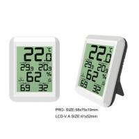 Buy cheap FT0421 Indoor thermo-hygrometer with min/max display from wholesalers