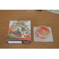 Buy cheap Extra Dotted And Ribbed Different Flavoured Condoms , Natural Latex Rubber Condom from wholesalers