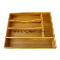 Buy cheap SB084 High quality bamboo cutlery box from wholesalers