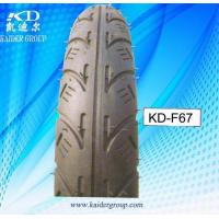 Buy cheap Motorcycle tyre 300-18 Model No.:KD-F67 from wholesalers