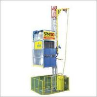 Buy cheap Passenger And Material Hoist from wholesalers