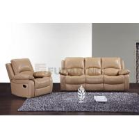 Buy cheap Affordable Leather Reclining Sofa Sets for Small Space from wholesalers