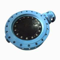 Butterfly Valves Double Eccentric Type Butterfly Valve, Free Shaft, PN16
