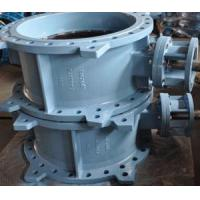 Butterfly Valves GJS500.7 Butterfly Valve, Double Eccentric, DN700