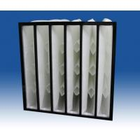 Buy cheap Compact /self-support/reinforced/rigid Pocket Trane Air Filters from wholesalers