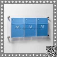 Buy cheap Wall Mounted Magazine Holders & Brochure Holders from wholesalers