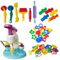 Buy cheap Plastic Play Plasticine Play Dough Tools Words Mold Sets For Kids from wholesalers