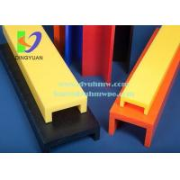 Buy cheap Ultra High Molecular Weight Polyethylene Plastic UHMW Angle Stock from wholesalers