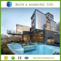 Buy cheap HEYA Superior Quality Prefabricated Steel Structure Luxury Modern Villa from wholesalers
