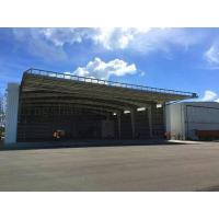 Prefab Steel Aircraft Hangar Buildings Design