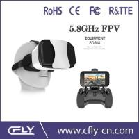 Buy cheap FPV Drone 5'' TFT LCD Screen 5.8 Ghz FPV Receiver Goggles Kit or Monitor from wholesalers