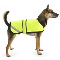 Dog Safety Vest Lime