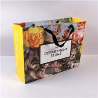 Buy cheap Custom Handmade Paper Bags For Clothing from wholesalers