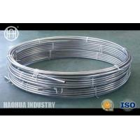Stainless coils tubing