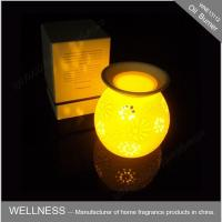 Buy cheap Ceramic electric aroma lamps oil burner-WNE13112 from wholesalers