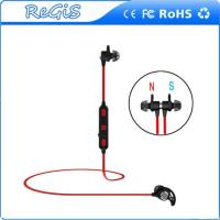 Buy cheap Wireless Bluetooth Earphone Stereo Noise Cancelling Headphones Sweat Proof With Microphone from wholesalers