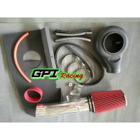 Buy cheap Red Cold Air Intake Kit For 1994-2001 Dodge Ram 1500 / 2500 with 5.2L / 5.9L V8 from wholesalers
