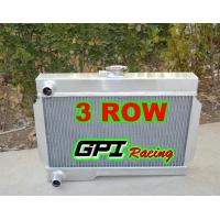 Buy cheap 1962-1974 FOR MG Rover MGB /GT 1.8L MT CUSTOM Aluminum Radiator from wholesalers