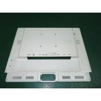 Buy cheap 24 inch LED TV Display Plastic back cover housing mould with metal insert from wholesalers