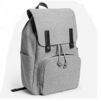 Buy cheap Modern Style Canvas Laptop Backpack from wholesalers