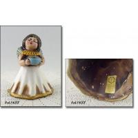 Buy cheap Art Glass ORIGINAL BOZNER VINTAGE ANGEL INCENSE BURNER MADE IN ITALY from wholesalers