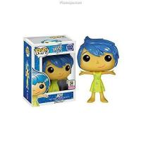 Buy cheap Funko Disney Pixar Inside Out #132 Joy Pop Figurine 2015 Summer Convention Exclusive from wholesalers