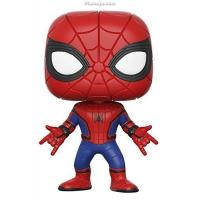 Buy cheap Funko Funko - Figurine Marvel - Spider-Man Homecoming Spider-Man Pop 10cm from wholesalers