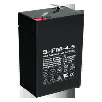 Buy cheap Lead Acid Battery 6V 4.5Ah Battery from wholesalers