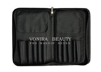 Buy cheap Comfortable Folding Makeup Bag 20 Pockets Travel Zip Toiletry Storage from wholesalers