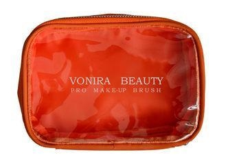 Buy cheap PVC Transparent Makeup Brush Bag Clear Toiletry Bag For Women from wholesalers
