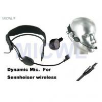 Buy cheap ME3 Dynamic Headset Microphone for Audio-Technica/ Sennheiser/Shure/AKG Wireless from wholesalers