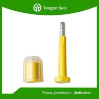 Buy cheap TX-BS201 Shipping Container Metal Bolt Security Seals from wholesalers