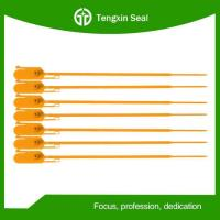 Buy cheap Security Plastic Seals for Containers Tamper Indicating Seal from wholesalers