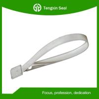 Buy cheap Pull Up Metal Tamper Proof Strip Security Seals Logistics Metal Lock from wholesalers